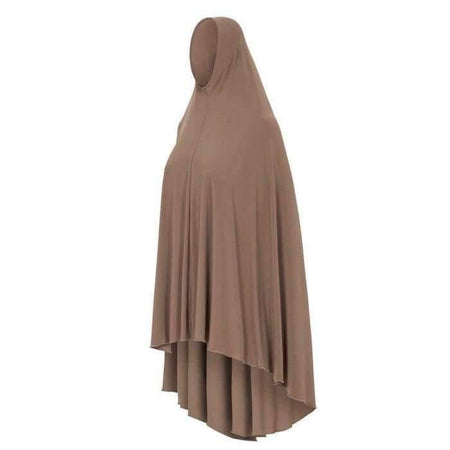 * Premium Nude Jilbab Sleeves - Divinity Collection