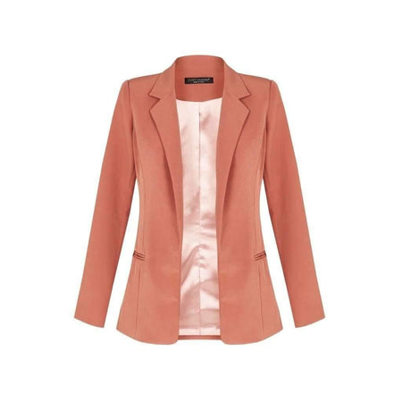 Rose Pink Blazer - Divinity Collection