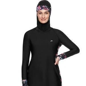 Speedo Hood(Black/Bliss) - Divinity Collection