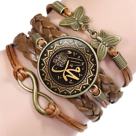 Vintage Faith Bracelet - Muhammad - Divinity Collection