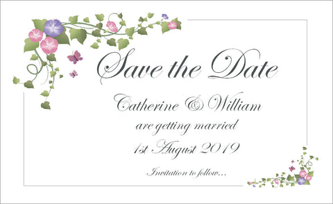 041 Ivy Corners Save the Date Magnet