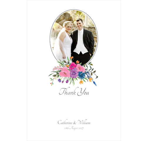 021 Paradise Photo Thank You Cards