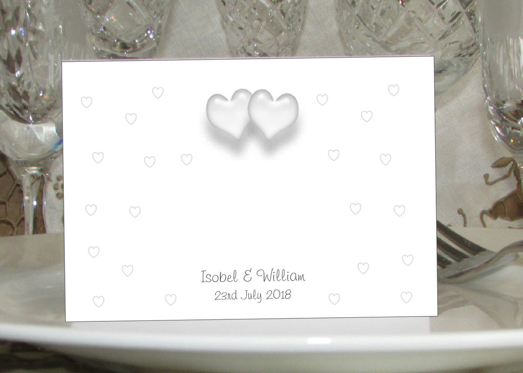 050 Love Hearts Place Cards