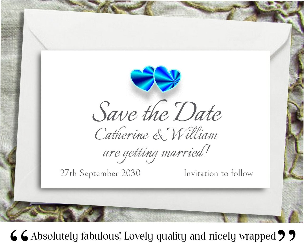 Save the Dates & Invitations