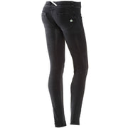 Freddy Wr.Up® Shaping Effect - Black - Low Waist - Skinny
