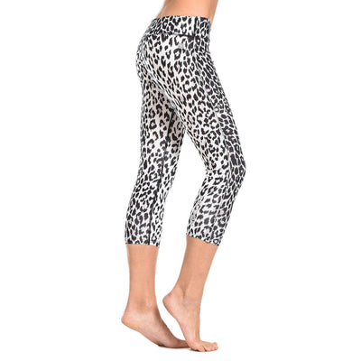 (SFE7LF6NT-ANI1)Wr.Up® Shaping Effect - Print - Low Waist - 7/8 Ankle Length