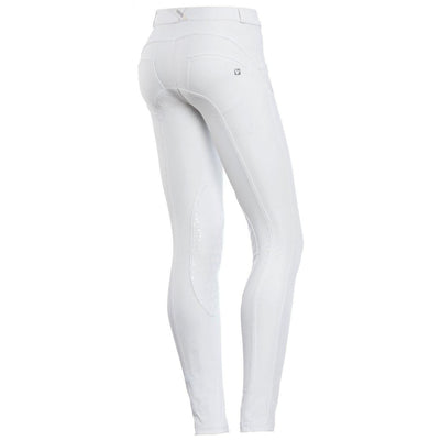 (WRH1LDP5E-W) Wr.UP shaping effect - D.I.W.O - regular waist - skinny horse - White