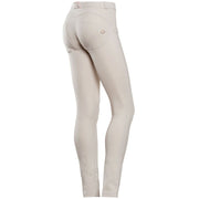 Freddy Shaping Effect - Beige - Regular Waist - Skinny