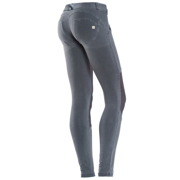 Freddy Wr.Up® Shaping Effect - Grey - Low Waist - Skinny