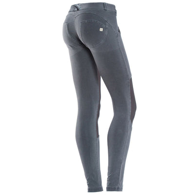 (WRUP10LP5E-G46) Wr.Up® Shaping Effect - Grey - Low Waist - Skinny