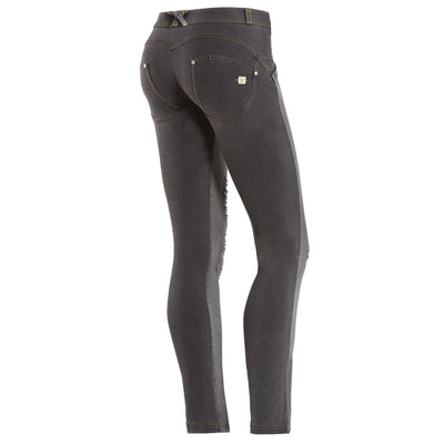 Freddy Wr.Up® Shaping Effect - Black - Regular Waist - Skinny