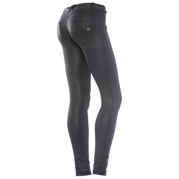 (WRUP1LX3E-N) Wr.Up® Shaping Effect - Black - Low Waist - Skinny