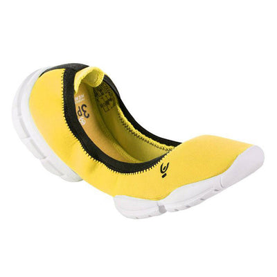 Freddy Yellow 3D Pro Ballerina Shoe