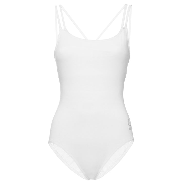 (IT_B1004_W_0) Leotard with crossed straps