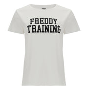 (IT_F0WTRT1_W69) Short-sleeve FREDDY TRAINING t-shirt in lightweight jersey