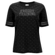 (IT_F0WTRT3C_NN26) Polka dot comfort fit FREDDY TRAINING t-shirt.