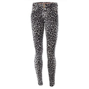 (WRUP1RF03E-ANI1)WR.UP® SKINNY REGULAR RISE IN D.I.W.O.® FABRIC WITH ALL-OVER PRINT