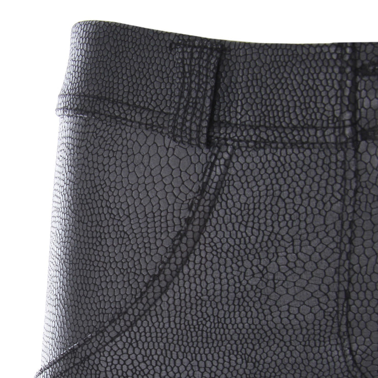 (WRUP1RX03E-N) WR.UP® SKINNY REGULAR WAIST PANT IN SNAKE-EFFECT
