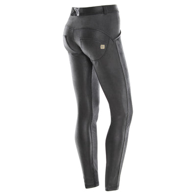 Freddy Wr.Up® Skinny Regular Waist Pant In Snake-Effect