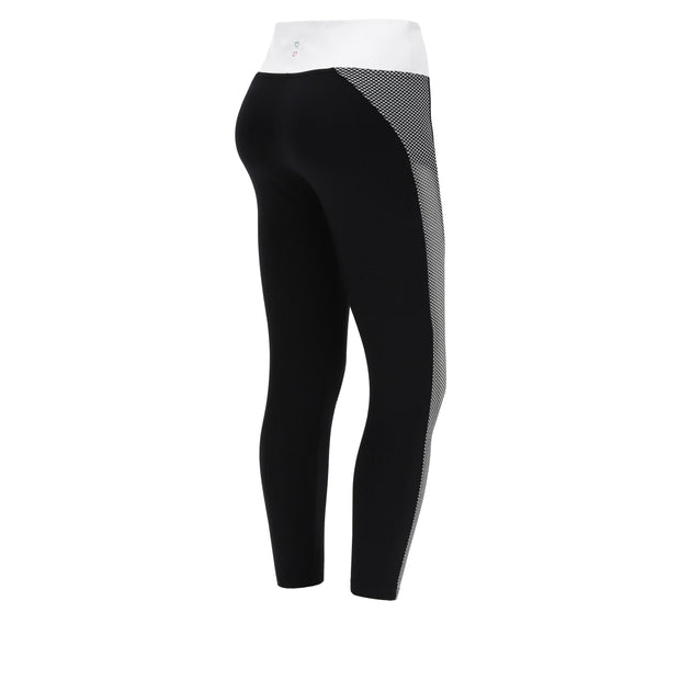 (IT_S0WMIP3_NW) Women's SuperFit yoga Leggings - 100% Made in Italy