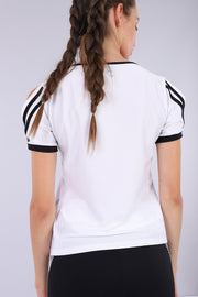 (IT_S0WMIT3_WN) Womens yoga t-shirt in jersey -100% Made in Italy