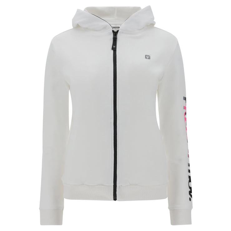 (IT_S1WFTS5_WF101) Zip-front FREDDY MOV. athletic hoodie