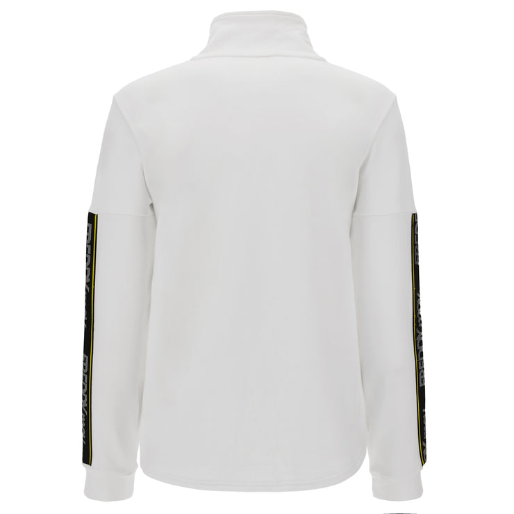 (IT_S1WFTS6_WY103) High neck FREDDY MOV. athletic sweatshirt with decorated sleeves