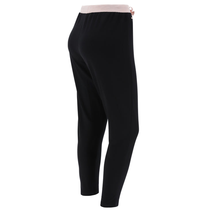 (IT_S1WSDP11_NP94) Comfort-fit trousers with contrast details