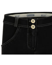 (WRUP1PRJ01E-J7G) Wr.Up® Shaping Effect - Black - Regular Waist - Skinny