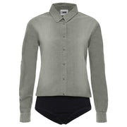 Freddy Chambray Leotard Grey