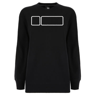 (S9UGES1-N) UNISEX COTTON SWEATSHIRT WITH A FREDDY NO-LOGO