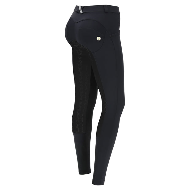 (IT_WRH1RC001_N_0) WR.UP® Horse riding breeches with a grip print