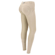 (WRH1RC001-Z10) WR.UP® HORSE RIDING BREECHES WITH A GRIP PRINT
