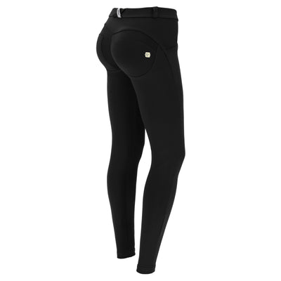 (WRUP1RC009-N) MATT PERFORMANCE FABRIC WR.UP® LIFTING SKINNY PANTS