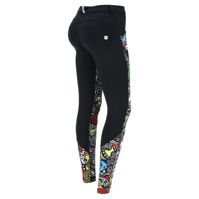 (WRUP1RLA-N) WR.UP® SKINNY PANTS - LAOLU NYC WOMEN'S COLLECTION