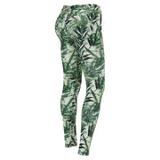 (WRUP1RS149-FLO10) WR.UP® TROUSERS IN BREATHABLE JUNGLE PRINT FABRIC