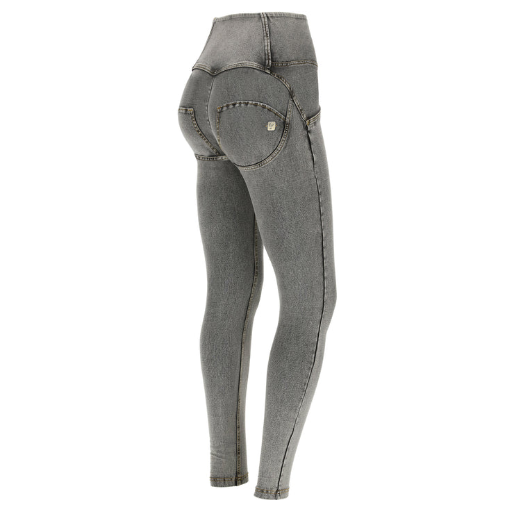 (WRUP2HF932-J3Y) HIGH-RISE SUPER SKINNY PANTS WR.UP® IN DENIM