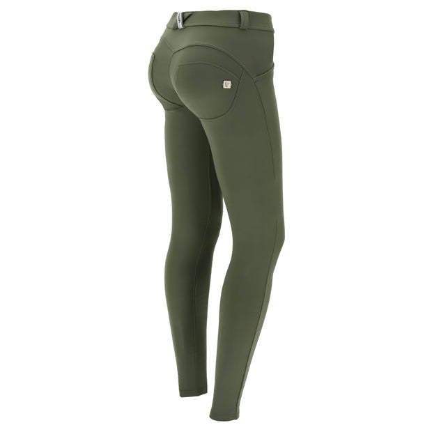 (WRUP2RC009-V112)MATTE SUPER SKINNY WR.UP® SCULPTING TROUSERS