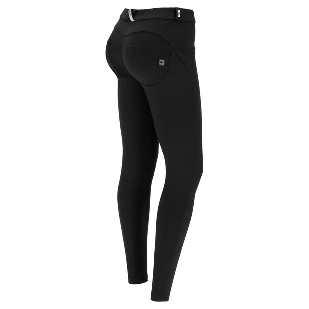 (WRUP2RS113-N) SUPERSKINNY WR.UP® SHAPING PANTS WITH RHINESTONES ON THE BELT LOOPS