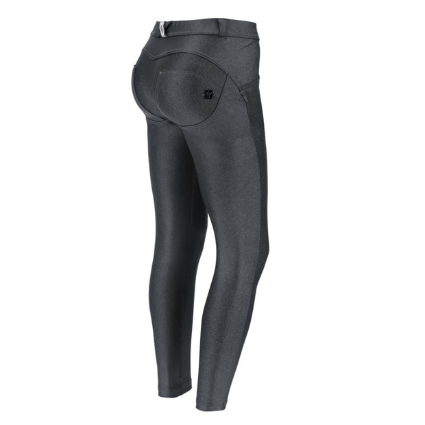 (WRUP5RF014-G109) SCULPTING WR.UP® TROUSERS IN METALLIC JERSEY