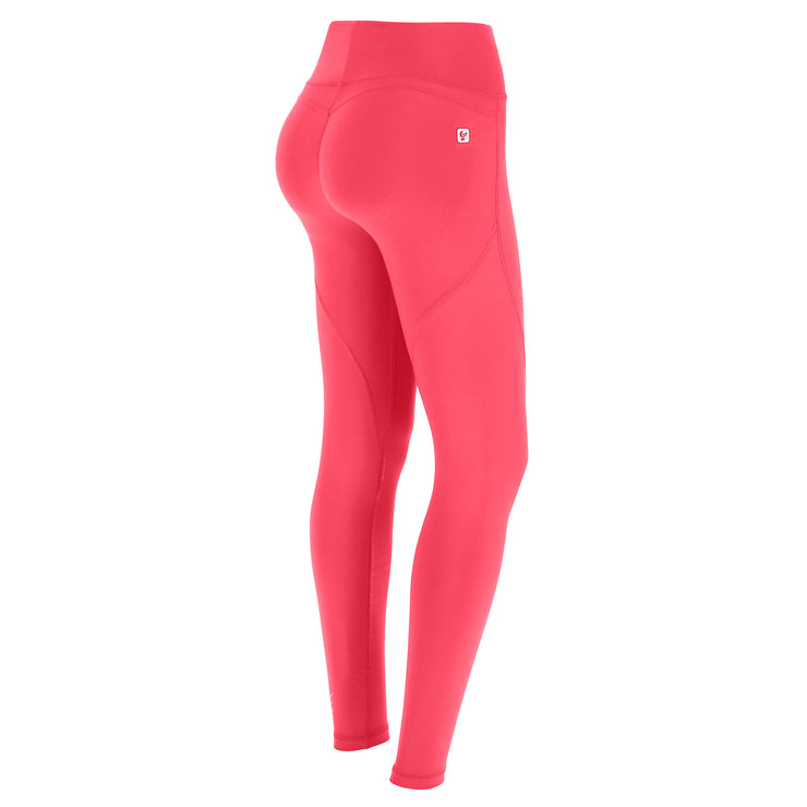 (WS1HS902-A103) SKINNY-FIT WR.UP® ACTIVE HIGH-RISE CORAL PANTS