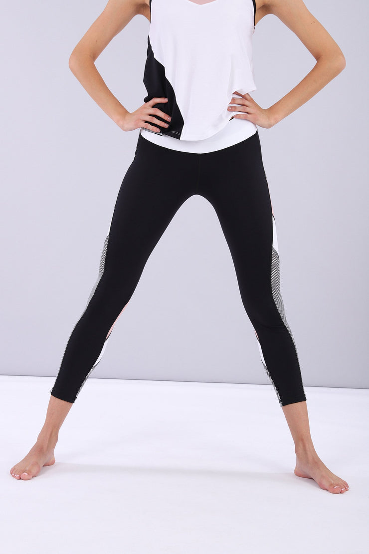 (IT_WS5RS001_NWNP) Women's WR.UP® Sport yoga leggings - 100% Made in Italy