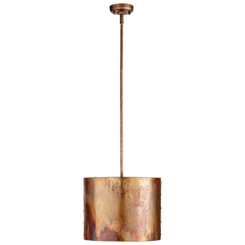 Mauviel 1-Light Pendant in Copper Finish