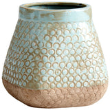 Pershing Terra Cotta Planter, Available in 2 Sizes
