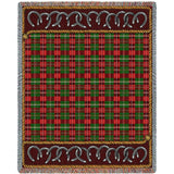 Bridle Path Art Tapestry Throw