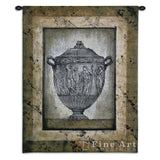 Vaso Antico I Art Tapestry Wall Hanging