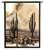 Sonoran Sentinels Art Tapestry Wall Hanging