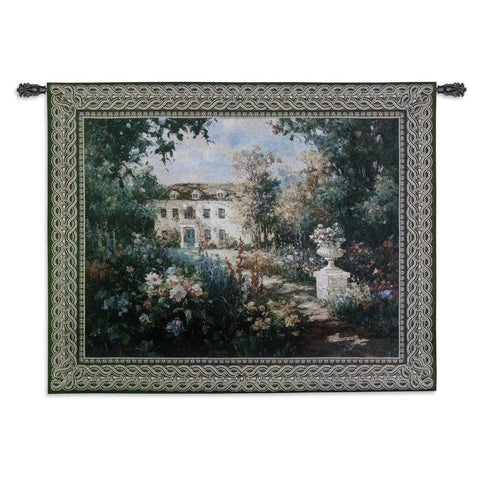 Aix En Provence Art Tapestry Wall Hanging in 2 Sizes