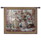 Victorian Era Art Tapestry Wall Hanging