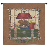 Northern Exposure II Art Tapestry Wall Hanging